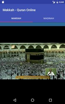 Makkah and Madinah Channel apk screenshot