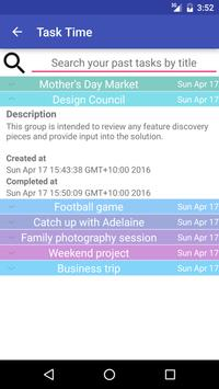 Task Time To-do manager apk screenshot
