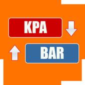 Kpa to Bar Converter icon