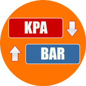 Kpa to Bar Converter icon
