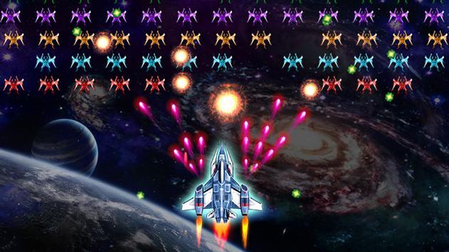 Space Shooter Attack Alien Invaders apk screenshot