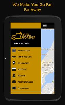 Fuell Forever : We Fuel You Wherever You Are screenshot 5