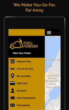 Fuell Forever : We Fuel You Wherever You Are screenshot 8