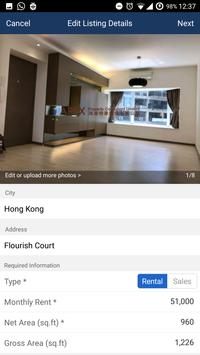 千居 Spacious Lister - For Realty Agents & Landlords screenshot 6