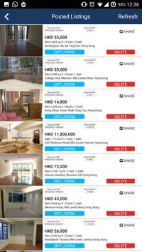千居 Spacious Lister - For Realty Agents & Landlords screenshot 1