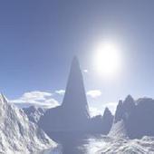 Snow Mountains Puzzle icon