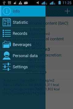 Breathalyser screenshot 1