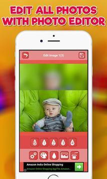 Happy Diwali Video Maker, Diwali Photo Video Maker screenshot 1
