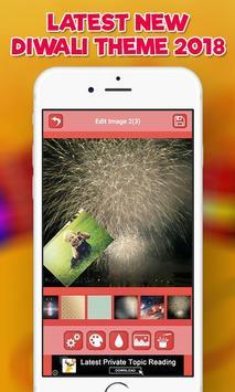 Happy Diwali Video Maker, Diwali Photo Video Maker screenshot 2