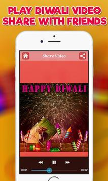 Happy Diwali Video Maker, Diwali Photo Video Maker screenshot 7