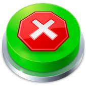 Win XP Critical Error Button icon
