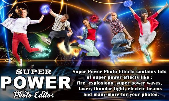 Superpower Photo Editor poster