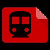 Linienplan Hamburg icon