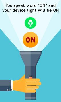 Speak To Torch Light screenshot 3