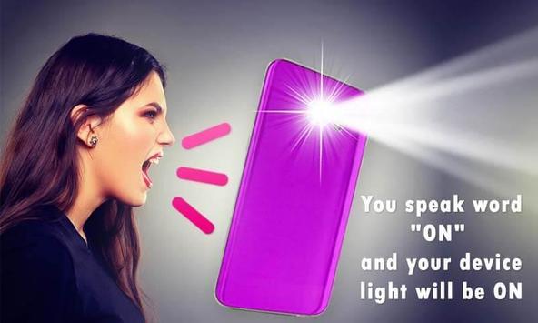 Speak To Torch Light poster