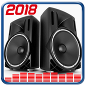 volume booster - Bass booster , increase volume icon