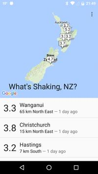 What's Shaking, NZ? poster