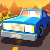 Traffic City Driving icon