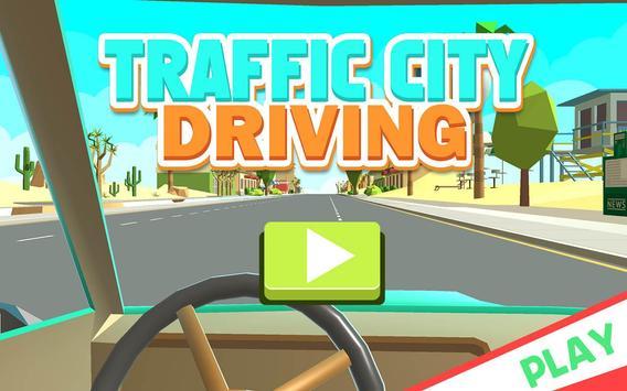 Traffic City Driving apk screenshot