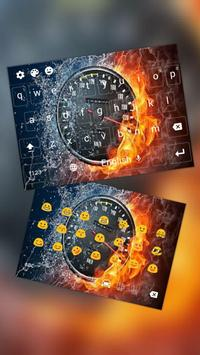 Speed Meter Keyboard poster