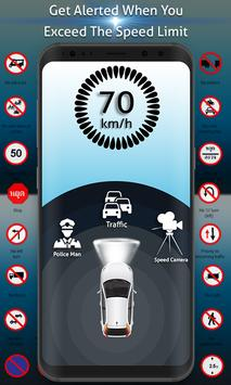 Speed Cameras Traffic Alerts Radarbot : Earth Maps screenshot 10