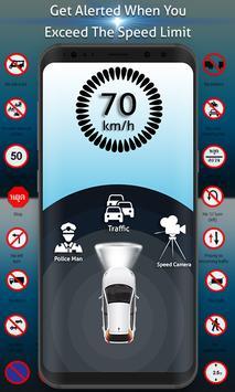 Speed Cameras Traffic Alerts Radarbot : Earth Maps screenshot 2