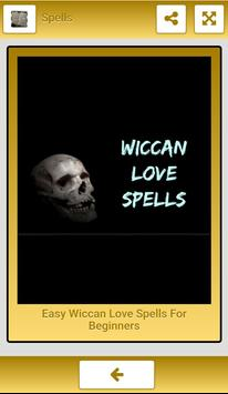 Learn how to perform Spells screenshot 11