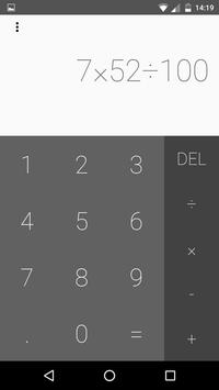 Best Basic Calculator apk screenshot