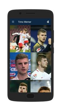 Timo Werner HD Wallpaper poster