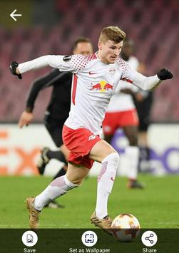 Timo Werner HD Wallpaper screenshot 11