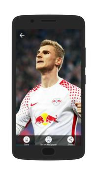 Timo Werner HD Wallpaper screenshot 1