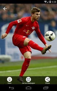 Timo Werner HD Wallpaper screenshot 8