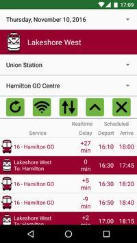 GO Transit Live screenshot 1