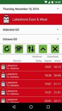 GO Transit Live screenshot 5