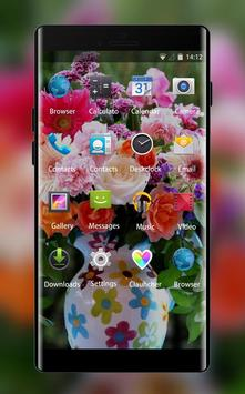 Theme for Spice G-6565 Flores Wallpaper screenshot 1