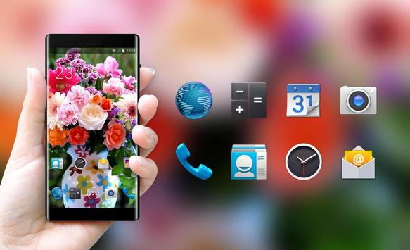 Theme for Spice G-6565 Flores Wallpaper screenshot 3