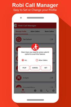Robi Call Manager screenshot 3