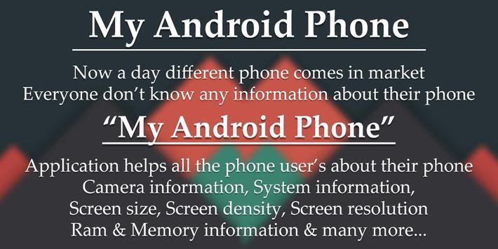 My Android Phone screenshot 1