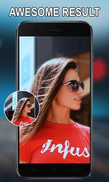 DSLR Camera Blur Background - Live Focus Camera screenshot 3