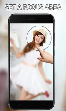 DSLR Camera Blur Background - Live Focus Camera screenshot 2