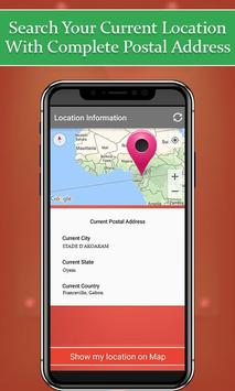 Phone Sim and Address Detail screenshot 3