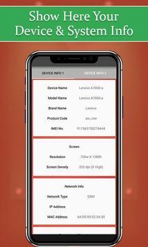 Phone Sim and Address Detail screenshot 1