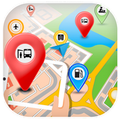 NearBy Place Around Me - Find Nearest Place on Map icon