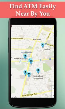 NearBy Place Around Me - Find Nearest Place on Map apk screenshot