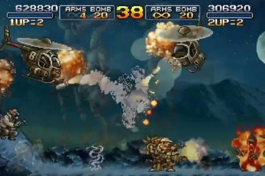 Hints Metal Slug 3 apk screenshot