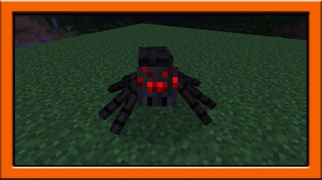 Spider mod for minecraft pe screenshot 5