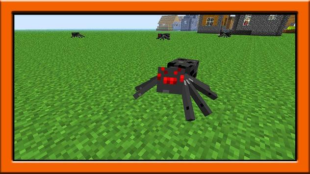 Spider mod for minecraft pe screenshot 2