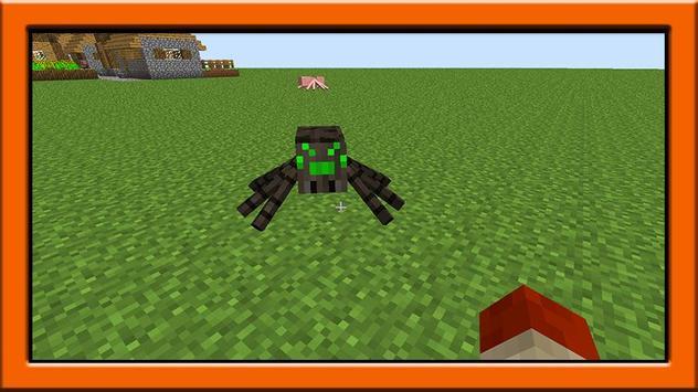 Spider mod for minecraft pe screenshot 3