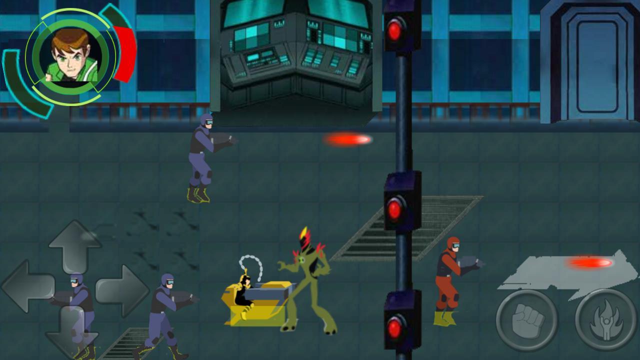 ben 10 ultimatrix games free download
