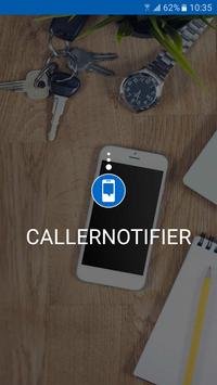 Caller Notifier poster